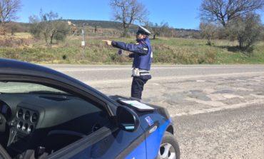 Gli interventi della Polizia Locale di Corciano contro microcriminalità e degrado