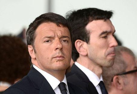 matteo renzi pd politica primarie segretario politica