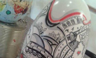 """Pasqua all'insegna dell'arte: torna a Corciano """"Uovo d'artista"""""""