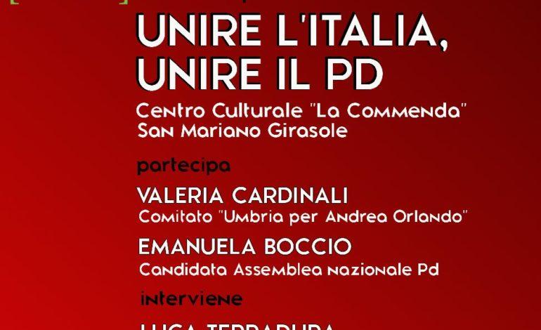 Andrea Orlando pd politica primarie politica san-mariano
