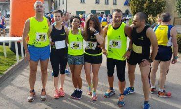 Giro podistico dell'Umbria, gli atleti corcianesi si preparano alle tappe finali