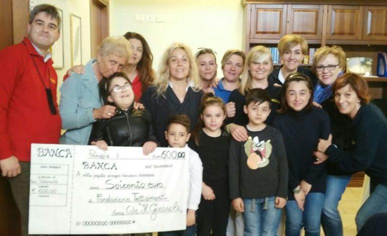 Alzheimer angeli bambini Fondazione Tettamanti infanzia leucemia salute solidarietà spettacoli teatro corciano-centro san-mariano