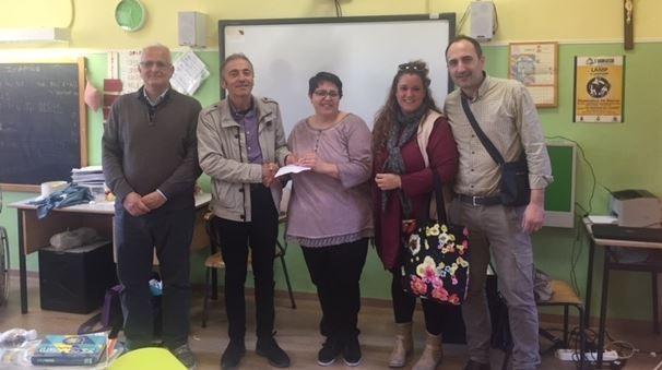associazione autismo bambini donazione l'abbraccio lampillampione marsciano solidarietà cronaca glocal