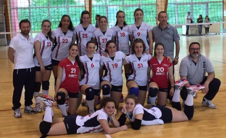 pallavolo san mariano sport under 16 volley san-mariano sport
