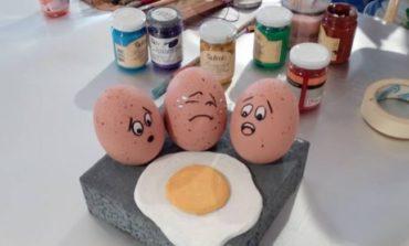 Uovo d'artista, domenica il gran finale