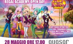 Regal Academy Open Day al Quasar Village