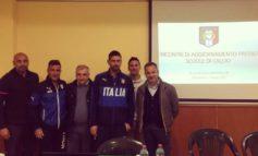 La Figc incontra la Scuola Calcio Montemalbe, grande partecipazione per il primo di una serie di incontri