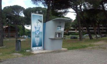 """""""Chiuso per rapina"""": scassinato il distributore d'acqua di San Mariano"""