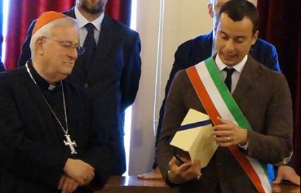 """Bassetti presidente CEI, gli auguri del sindaco Betti: """"Sono orgoglioso che sia il nostro Vescovo"""""""