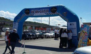 Al via la Coppa della Perugina, la partenza a Corciano con Betti e Romizi