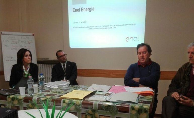 Terza età: a Corciano e a Trevi Enel e Ancescao insieme per il risparmio energetico