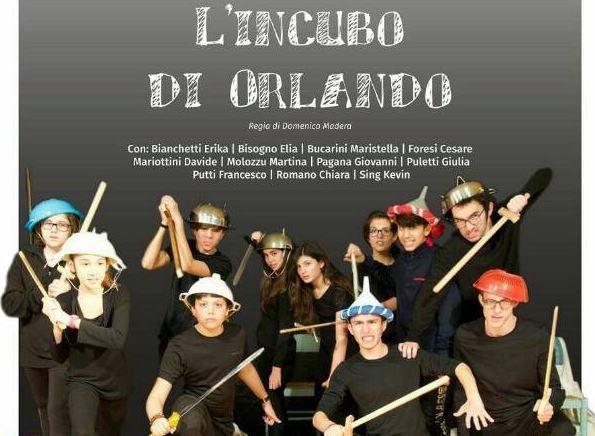 """Fiadda Teatro: """"L'incubo di Orlando"""" a Corciano, il ricavato ad un progetto di musicoterapia"""