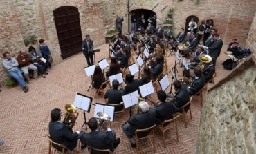 """La Filarmonica di Solomeo alla """"Bacchetta d'Oro"""", il prestigioso concorso per gruppi bandistici"""