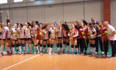 Volley femminile: la Graficonsul San Mariano conquista il titolo under 16 regionale
