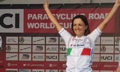 Ciclismo Paralimpico: Jenny Narcisi conquista il bronzo alla prima prova di Coppa del Mondo