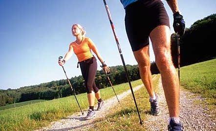 nordic walking san-mariano sport