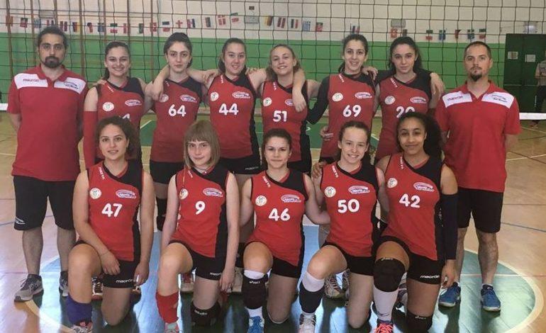 Pallavolo: la San Mariano Volley stupisce in Veneto ed entra nella fase finale under 14