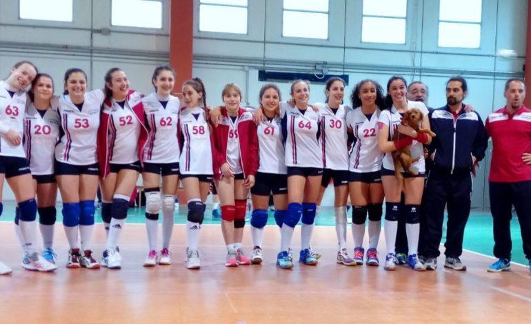 nazionali pallavolo sport squadra team tie break under14 valtopina volley san-mariano sport