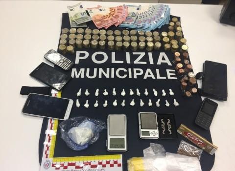 arresto droga ellera cronaca ellera-chiugiana