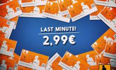 Last minute: martedì 20 giugno cinema a soli 2,99 euro