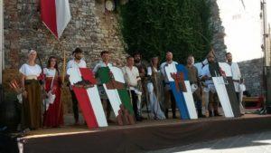 Rionimpiadi 2017: a Corciano torna la sfida tra Borgo, Castello, Santa Croce e Serraglio 4