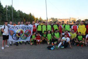 Rionimpiadi 2017: a Corciano torna la sfida tra Borgo, Castello, Santa Croce e Serraglio 3