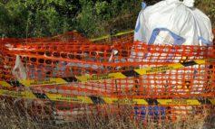 Amianto abbandonato per strada sul Colle Trinità: interviene anche la Lega Nord