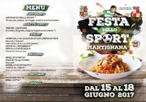 cibo eventi festa food gastronomia giochi musica sport eventiecultura mantignana
