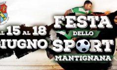 """A Mantignana torna la tre giorni della """"Festa dello Sport"""""""