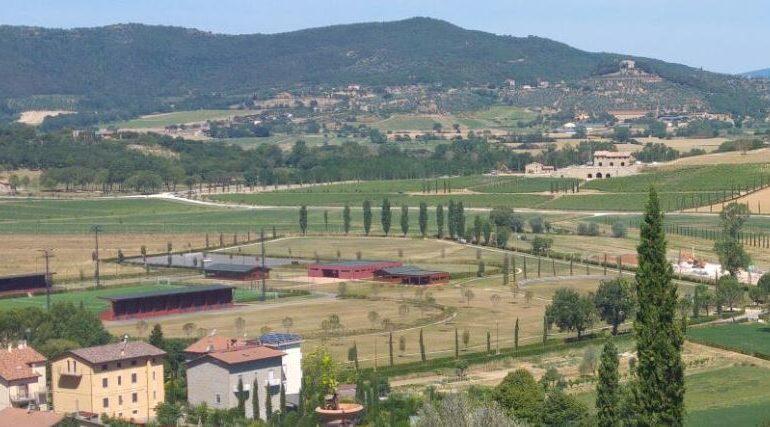 Covid: al Parco della Bellezza di Solomeo sarà allestito un punto vaccinale