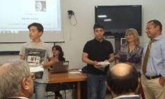 Giochi delle Scienze Sperimentali: premiato il giovane Riccardo Cagol