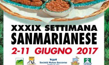 Gastronomia, musica, eventi: torna la Settimana Sanmarianese