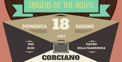 beneficenza musica ovus route 82 singers of the route solidarietà corciano-centro