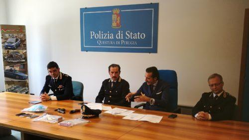 arresti criminalità furto match point microcriminalità polizia rapina sala slot sicurezza cronaca ellera-chiugiana