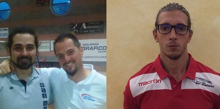 coach pallavolo roster san mariano sport volley san-mariano sport