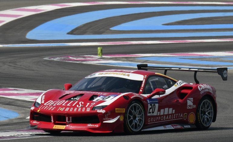 Ferrari Challenge, ancora successi per le umbre della CDP-De Poi