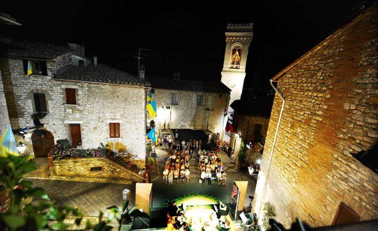 Corciano Festival, Il programma del 10 agosto tra le ricette di Callegaro e l'omaggio a Giovagnoni