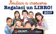 "Torna l'iniziativa ""aiutaci a crescere, regalaci un libro"""