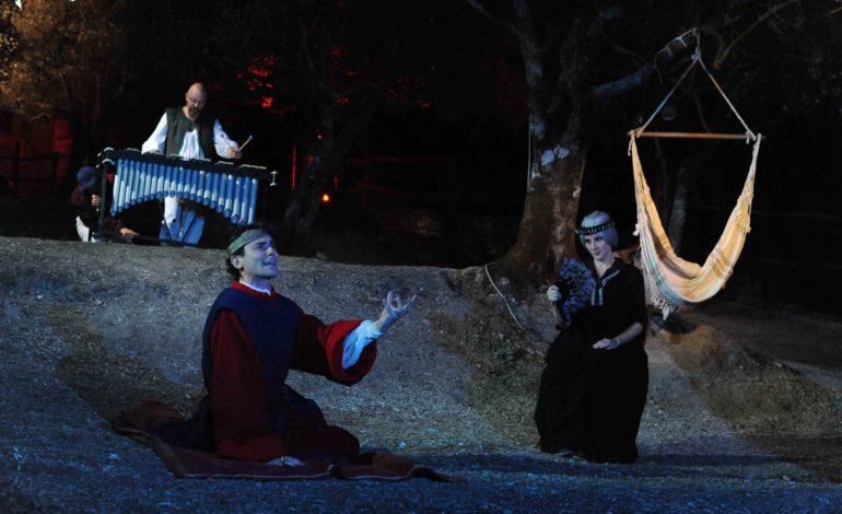 Corciano Festival, il programma di sabato 19 agosto tra Shakespeare, mostre e degustazioni