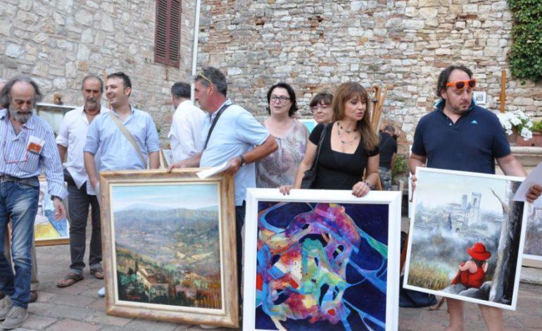 disegno estemporanea pittura premio corciano-centro eventiecultura solomeo
