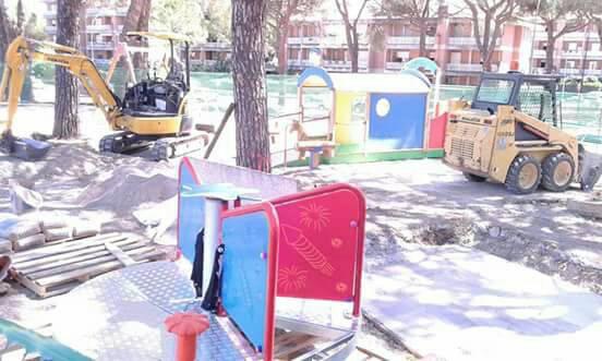 """""""Parco delle Fate"""", a Corciano l'inaugurazione del primo parco inclusivo dell'Umbria"""