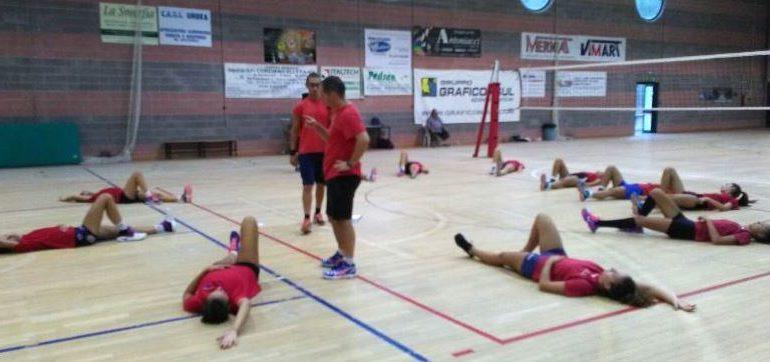 San Mariano Volley: si riparte con un bagno d'umiltà
