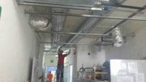 La scuola Bonfigli perla dell'efficienza energetica: lavori a pieno ritmo in vista della prima campanella 6