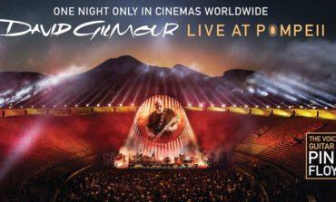 David Gilmour Live at Pompeii: dal 13 al 15 settembre anche allo Space Cinema di Corciano
