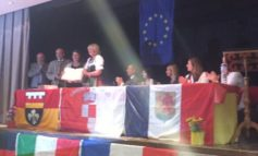 Corciano sancisce i gemellaggi: si è chiusa la settimana con le delegazioni tedesca e francese