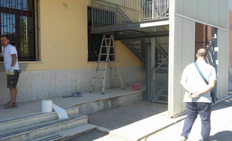 Conclusi lavori scuola di Mantignana, mancano solo piccoli ritocchi