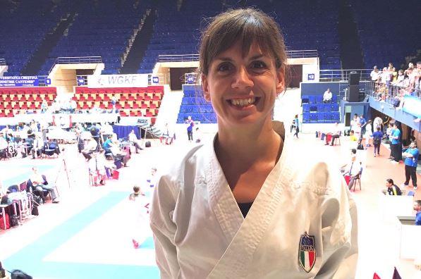 karate Marta Ciabatta WKGKF san-mariano sport