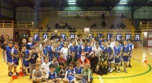 basket campionato pallacanestro pulcini sport ellera-chiugiana sport