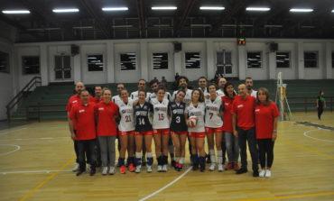 Buona la prima per la Susa Corciano 99 Ferantur nel campionato di pallavolo Open misto