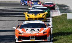 Ferrari challenge: l'auto della Cdp-De Poi di Corciano è pronta per la gara di Imola